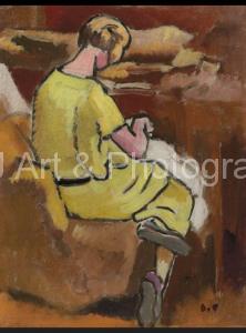 louis-valtat-femme-en-jaune-cousant